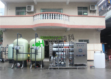 8000L Drinking Water Purification For Sachet Water Machine With UV Lamp and Ozone