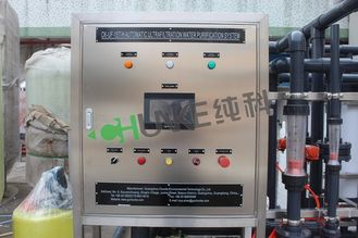 Water Purifier With Uf Membrane Filter 15000L Drinking Water Filters UF Ultrafiltration Water Treatment Equipment