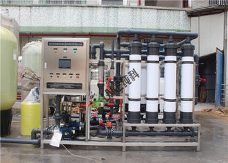 Ultra Filtration (UF) Mineral Water Treatment Plant / Ultrafiltration Membrane System