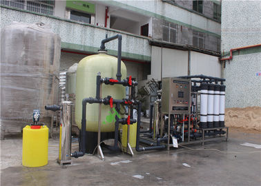 15T Ultrafiltration Membrane System Ultrafiltration (UF) Water Treatment Machine