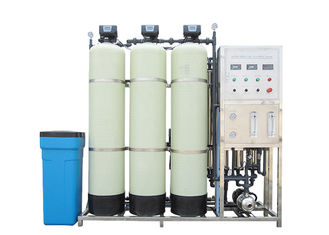 Fiber Reinforced Polymer Brackish Water Treatment Plant Reverse Osmosis Water System