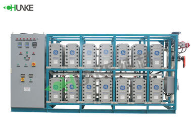 40m³ EDI Water Treatment Plant In Pharmaceutical Industry Siemens Reverse Osmosis System RO Purification Machines
