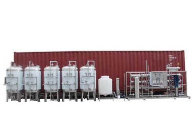 Reverse Osmosis System Purified Drinking Water Machine Water Desalination Plant Price