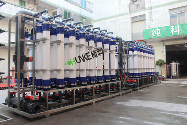 Big Water Machine 135T UF + 100T RO Water Treatment Plant For Printing And Dyeing