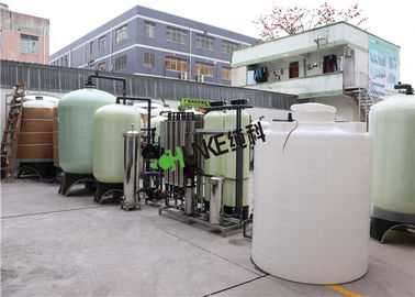 High Efficiency Industrial Water Purification Equipment For Pharmaceutical Factory