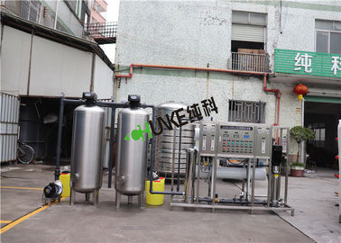 3000L Two Stage RO Water Treatment Plant For Chemical Product CE SGS
